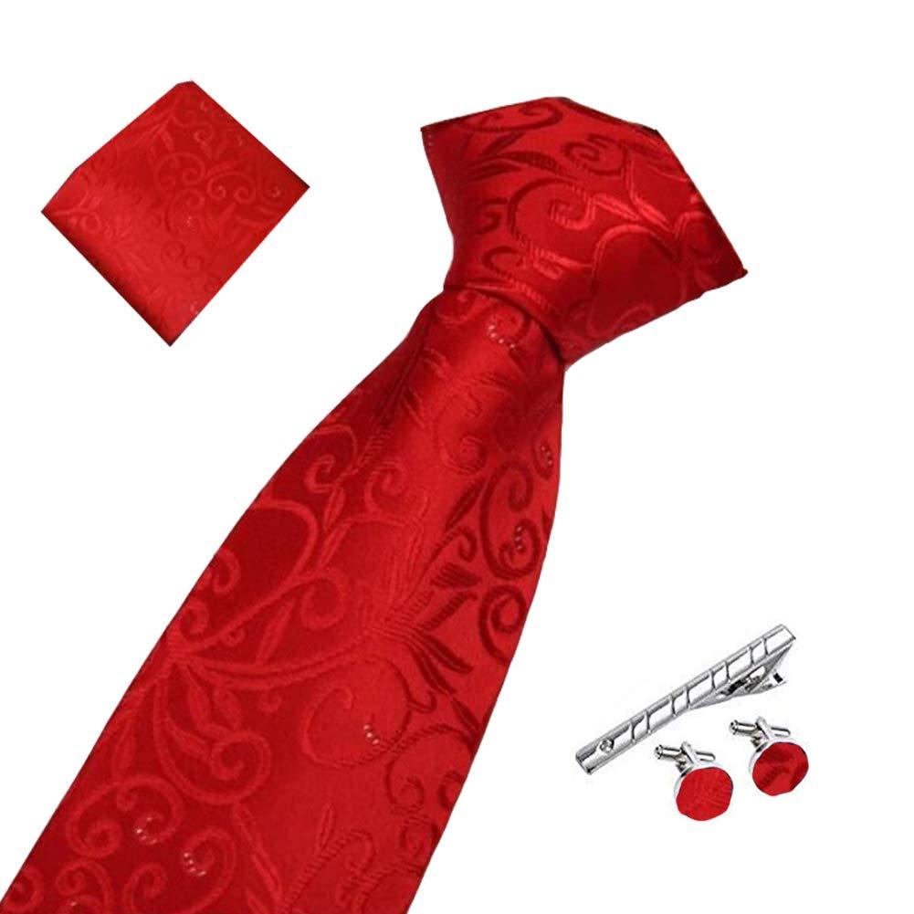 Leisuretime Juego de corbata para hombre con corbata tejida con ...