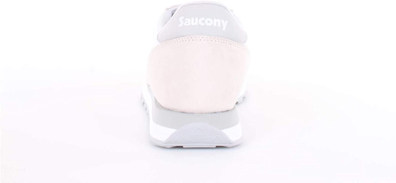 Saucony Baskets Fitness pour homme Multicolore White Grey
