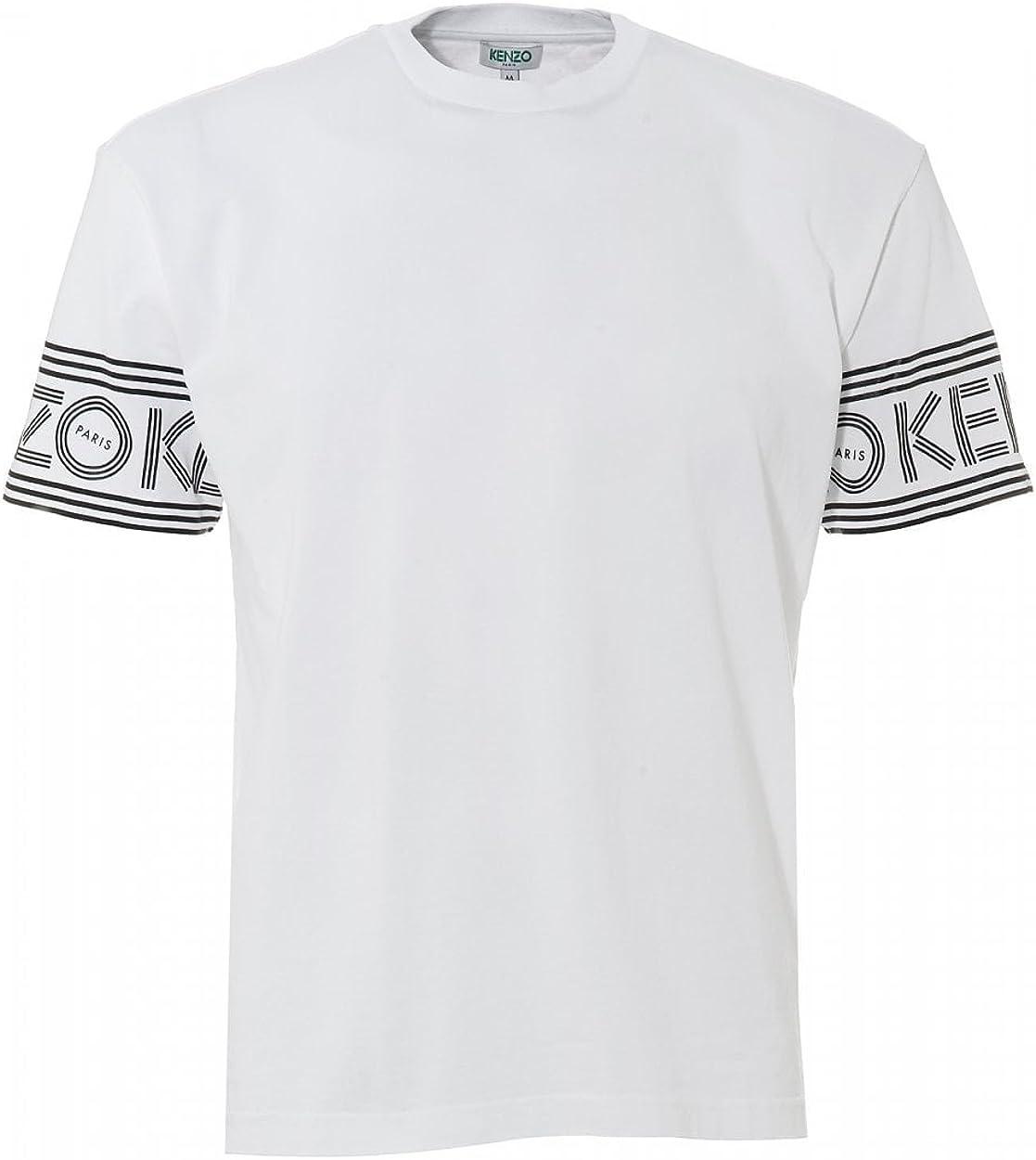 Kenzo Camiseta Hombre Bianco