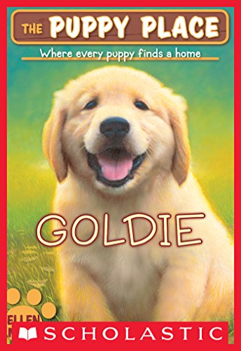 The Puppy Place #1: Goldie ()