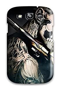 New Premium CaseyKBrown 47 Ronin Freak Skin Case Cover Excellent Fitted For Galaxy S3