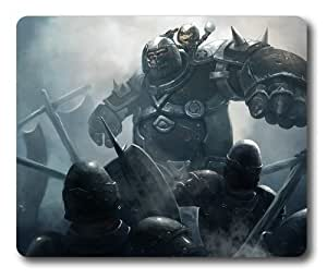 Nunu League of Legends Game005 Rectangle Mouse Pad by eeMuse