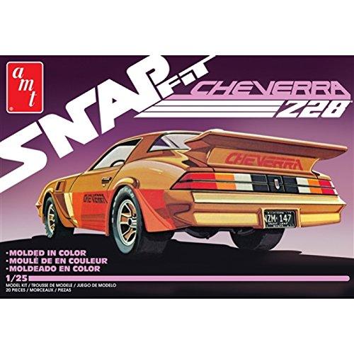 プラッツ AMT1007 1/25 1980 シボレー カマロZ28 カスタム (スナップキット)
