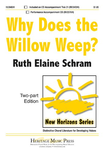 Why Does The Willow Weep - Why Does the Willow Weep?