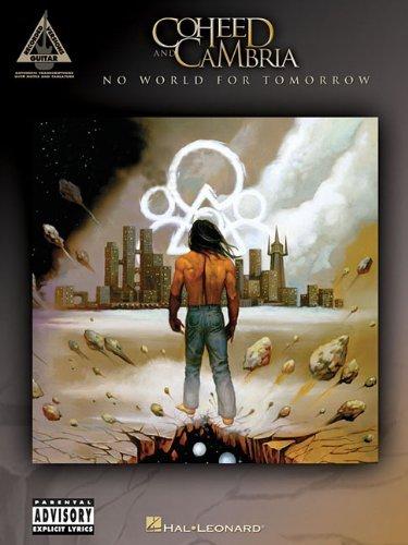 Coheed and Cambria No World for Tomorrow (Recorded Versions, Guitar) by Coheed And Cambria (Coheed And Cambria Guitar)