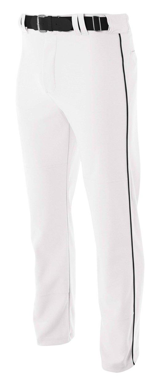 A4 Adult Pro Style Open Bottom Baggy Cut Baseball Pant