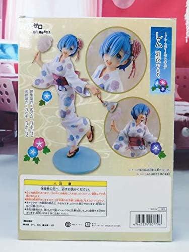 Re: Leven in een andere wereld vanaf nul, kimono Lem Yukata, figuur in doos