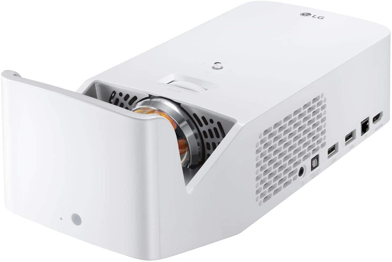 LG Adagio 2.0 HF65LS LED TV CineBeam mobiler Cine en casa DLP ...