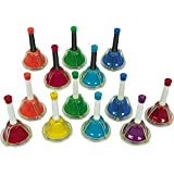 Handbells/Deskbells Kidsplay RB117 13 Note Chromatic Set