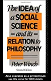 Idea of a Social Science, Peter Winch, 0415054311