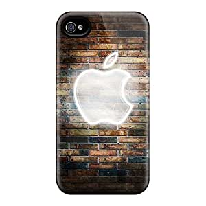 First-class Case Cover For iphone 6 Dual Protection Cover Brick Wall iphone 6