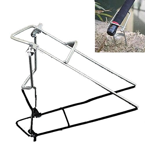 25CM Fishing Pole Stand Fishing Rod Support Fishing Rod Holder by ()