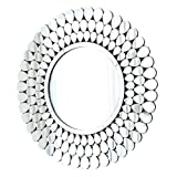 Abbyson® Cadence Round Wall Mirror Review