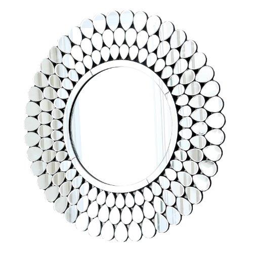 Abbyson® Cadence Round Wall Mirror