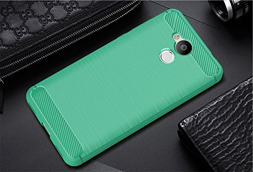 Funda Huawei Honor 6A Pro,Funda Fibra de carbono Alta Calidad Anti-Rasguño y Resistente Huellas Dactilares Totalmente Protectora Caso de Cuero Cover Case Adecuado para el Huawei Honor 6A Pro E
