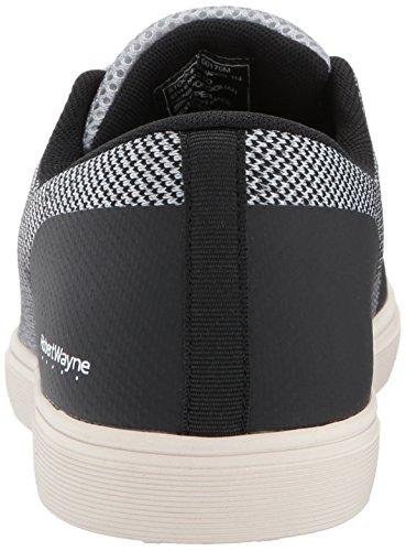 Rw Par Robert Wayne Mens Fernando Sneaker Blanc / Noir