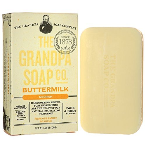 Grandpa Soap Co. Grandpa