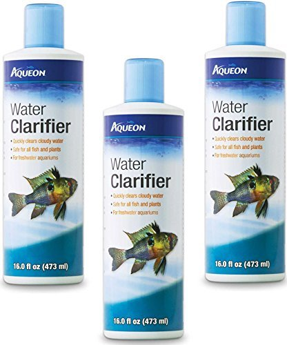 Aqueon Water Clarifier - 16 Ounce (3 Pack)