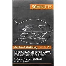 Le diagramme d'Ishikawa et les liens de cause à effet: Comment remonter à la source d'un problème ? (Gestion & Marketing t. 5) (French Edition)