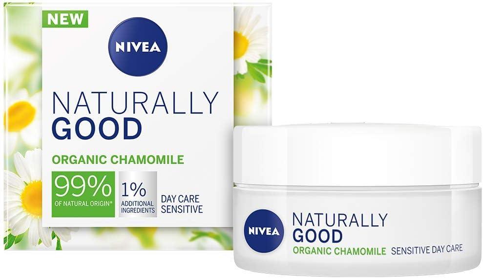 nivea sensitive day cream