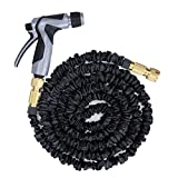 Watering Can Nozzles Magic Garden Hoses Saves Space Reels Showers Flower Cleaning Car Watering Spray Supplies Garden Equipment Nozzles Spray Lawn A+ (Size : 15M)