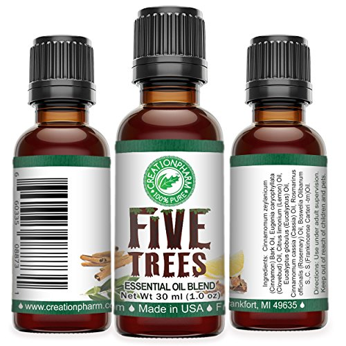 Creation Pharm Five Trees Frankincense product image