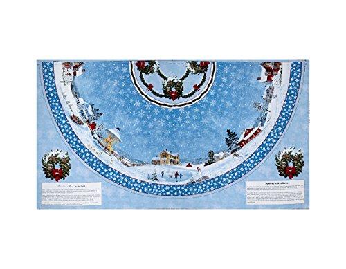 Winters Skirt Panel Multi Fabric product image