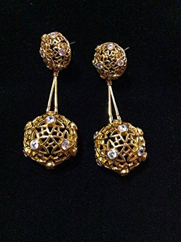 (Marilyn Monroe Iconic Gold Earrings The Hollywood Originals Collection Jewelry)