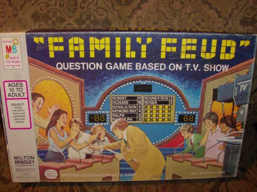 family feud board game 1st edition - 1