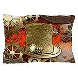 CafePress - Steampunk Witch Hat - Standard Size Pillow Case, 20''x30'' Pillow Cover, Unique Pillow Slip
