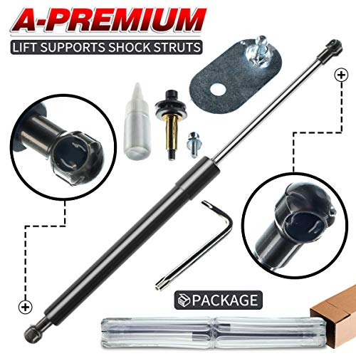 A-Premium Tailgate Assist Shock Strut for Ford F-150 2004-2014 Lincoln Mark LT 2006-2008