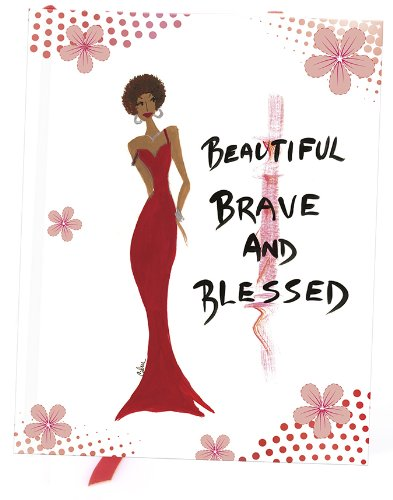 Shades of Color Beautiful, Brave and Blessed Journal, 4.125 x 5.376 Inches, 144 lined pages (SJ05)