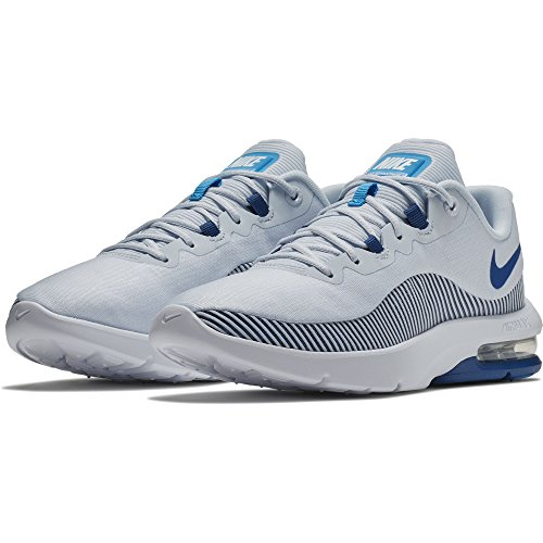 Femme Advantage Football WMNS 2 Multicolore Blue Compétition Hero Gym Grey Air 014 Chaussures NIKE Blue de Max Running tzP1tw