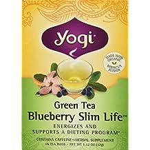 Yogi Green Slim Life Weight Tea (3x16 Bag)