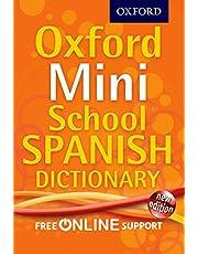 Oxford Mini School Spanish Dictionary