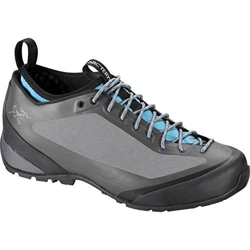ARCTERYX Acrux FL Approach Shoe - Women's Shoes 8.5 Light Graphite/Big Surf