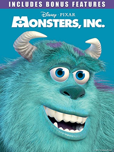 Monsters, Inc. (Plus Bonus Content)