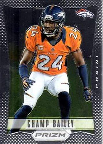 - 2012 Panini Prizm #56 Champ Bailey Broncos NFL Football Card NM-MT