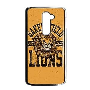Bakersfield Logos Custom Protective Hard Phone Cae For LG G2