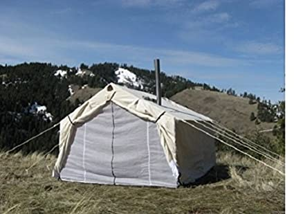 Image Unavailable & Amazon.com : Magnum Tents 1012WT Canvas 10u0027x12u0027 Heavy Duty Elk ...