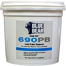 BLUE BEAR 690PB Lead Out Paint Remover Quart