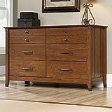 Sauder 415520 Carson Forge Dresser, Washington Cherry