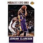 sports shoes 8d04b 38ade 2015-16 Panini Hoops  223 Jordan Clarkson Basketball Card
