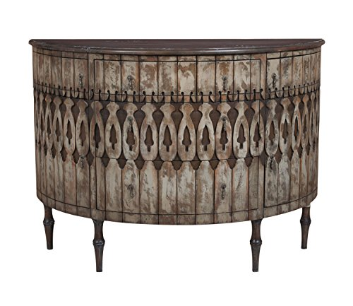 GuildMaster Artifacts Demilune Sideboard in Taupe