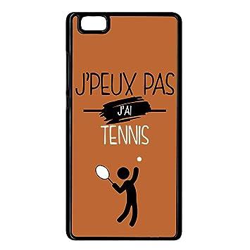 coque huawei p20 lite tennis