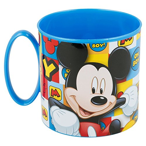 Tasse Mikrowelle 265ml. Mickey Mouse Icons