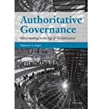 img - for Authoritative Governance: Policy Making in the Age of Mediatization (Paperback) - Common book / textbook / text book