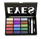Lady De By Profusion 15 Color Eye Shadow Make Up Cosmetic Beauty Set