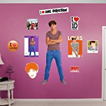 Fathead 1103-00006 Wall Decal, One Direction Louis Tomlinson RealBig