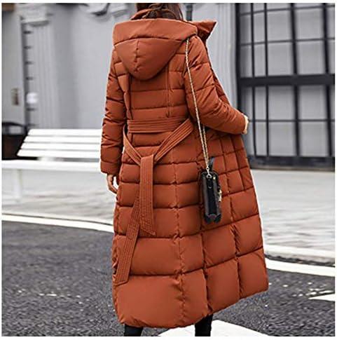 2019 Nouveau Style À La Mode Manteau Femmes Hiver Veste Coton Rembourré Manteau Chaud Dames Longs Manteaux Parka Femme Veste,XXL-F